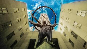 Atlas in New York
